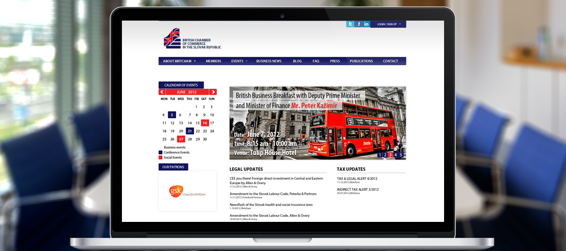 Referencia - Britcham, British chamber of commerce